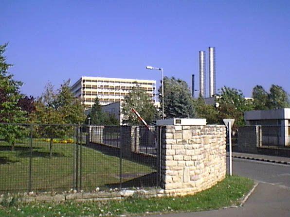 A kistarcsai Flór Ferenc kórház