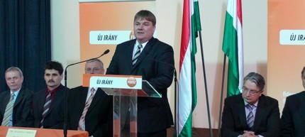 Dr. Szűcs Lajos, a Pest Megyei Önkormányzat elnöke