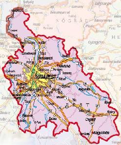 magyarország térkép pest megye Pest megye önálló útra lép   Szűcs Lajos Hírportál magyarország térkép pest megye