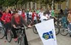 Kerékpárutat adtak át Bugyin