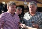 Bolyhos Pálinka - Dr.Szűcs Lajos Pest megye elnöke