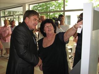Dr. Szűcs Lajos és Dr. Bakonya Mária