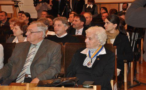 2011. Díjátadó a Megyeházán