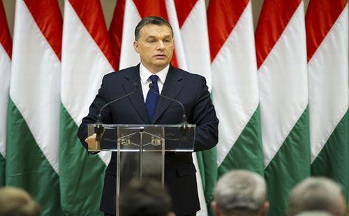 Orbán Viktor miniszterelnök forrás:kormany.hu
