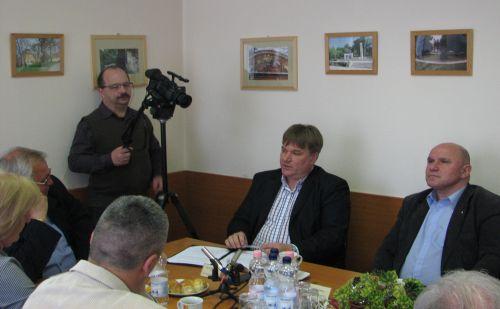 Az Aszódi Kistérségi ülésen részt vett dr. Szűcs Lajos