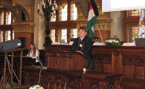 Agglomerációs konferencián szólalt fel dr. Szűcs Lajos
