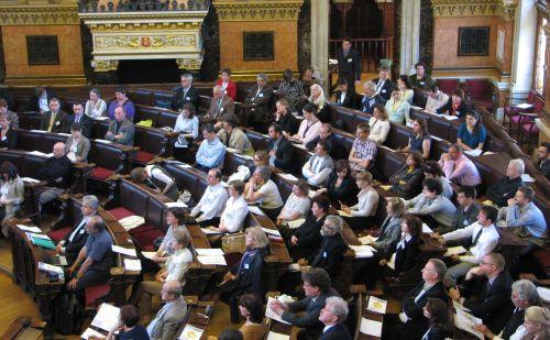 Konferencia az agglomerációról
