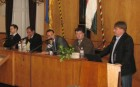 Zöld energia konferencia a Megyeházán