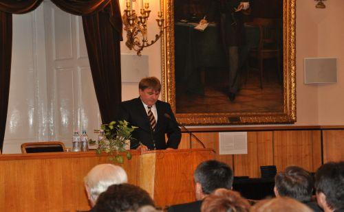 2011-es díjátadó a megyeházán
