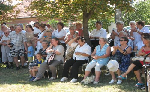 Gyál, megyei megemlékezés augusztus 20-án