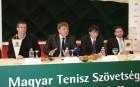 A Magyar Tenisz Szövetség elsődleges célja a tömegbázis növelése