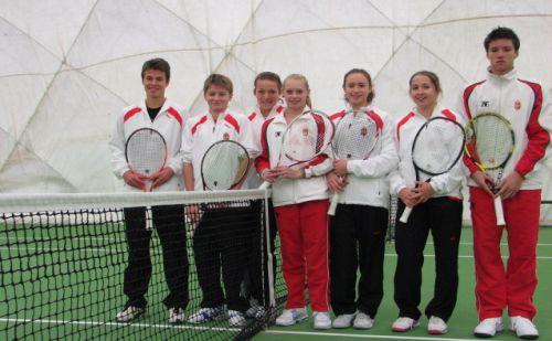 Utánpótlás-nevelés a cél a teniszben