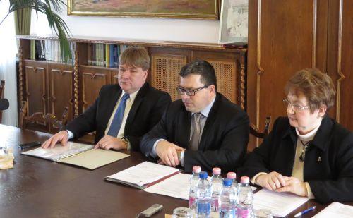 Duna-Tisza Közi Homokhátsági Térségi Fejlesztési Tanács megalakulásag