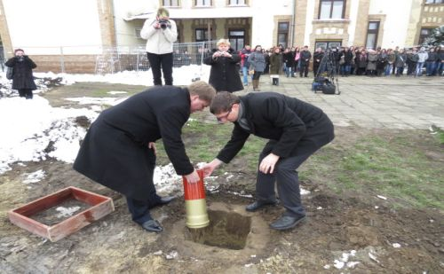 Szűcs Lajos, Horváth Péter,