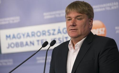 Szűcs Lajos: A 2018-as év a munkából élők költségvetése