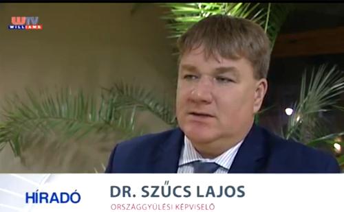 A munkabért érintő változásokról és a magyar gazdaságról nyilatkozott dr.Szűcs Lajos