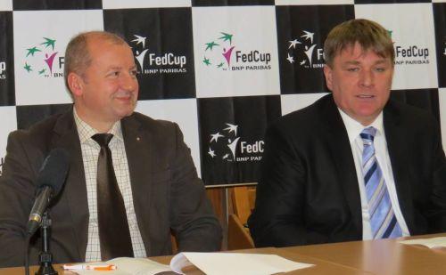 Hat év után újra Fed Kupa lesz Magyarországon
