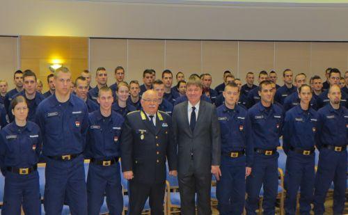 88 rendőrrel több szolgál mától Pest megyében