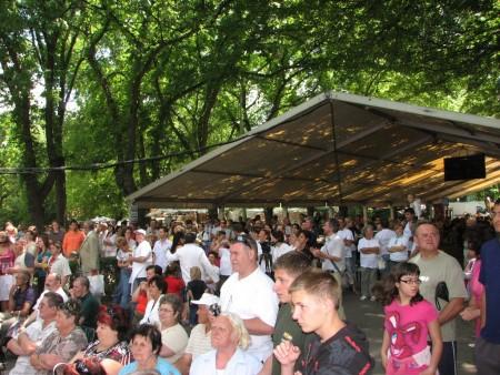 Borlovag avatás Cegléden - 2011.06.25.