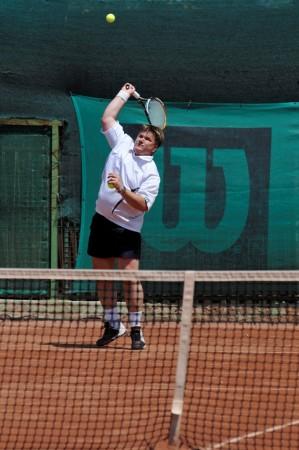 Jótékonysági tenisztorna Zuglóban - 2011.06.04.