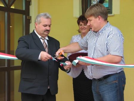 Forster Vadászkastély - átadó ünnepség - 2011.07.14.