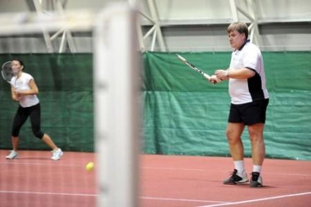 Új teniszpályát avattak Soltvadkerten