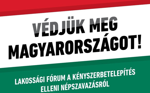 Védjük meg Magyarországot! - Gál Kinga előadása Vecsésen